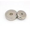 Bore Neodymium pot magnet