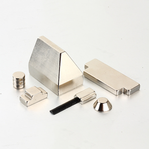 N35 Customized Shape Neodymium Magnet