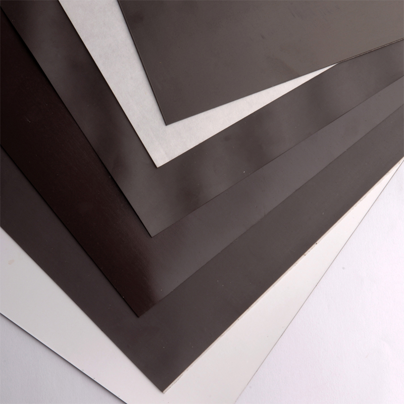 Composite and Sheet Shape Flexible Rubber Ferrite Magnet Sheet