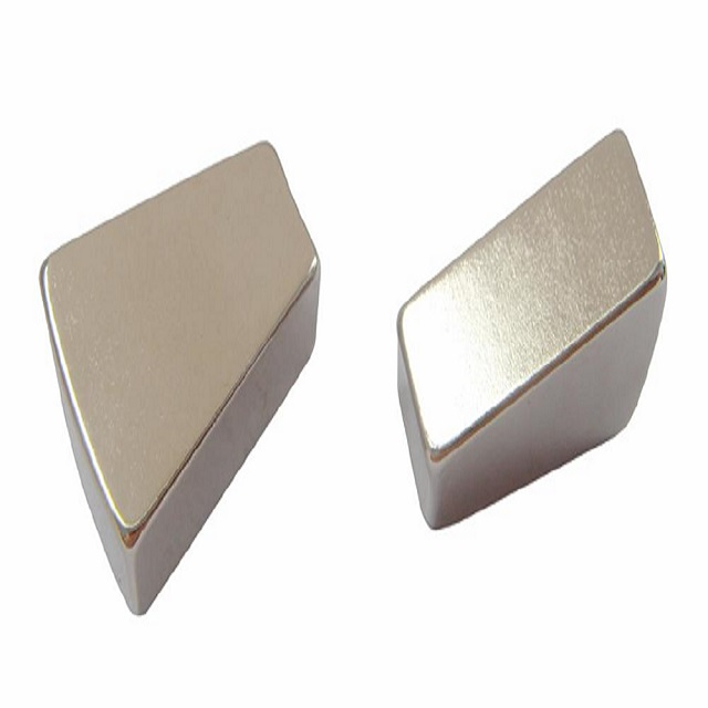 N45 Customized Shape Neodymium Magnet