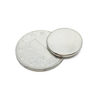 N52 Dia 10x1mm Permanent Magnet Disc