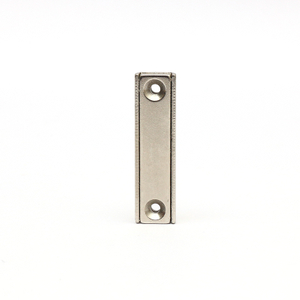 Counter bore Rectangular Neodymium pot magnet